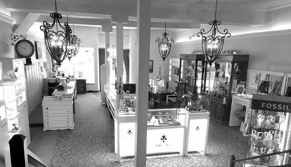 Interior of French's Jewellery
